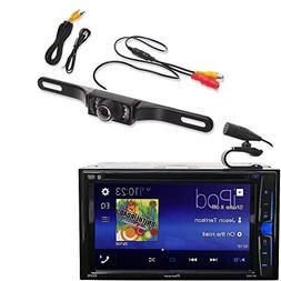 """Pioneer AVH-200EX Car 6.2"""" LCD USB DVD Bluetooth Stereo Free"""