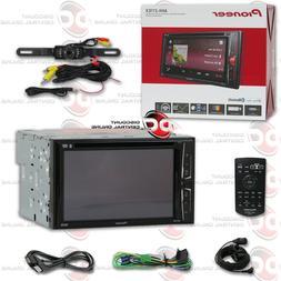 """PIONEER AVH-211EX CAR 6.2"""" LCD USB DVD BLUETOOTH STEREO FREE"""