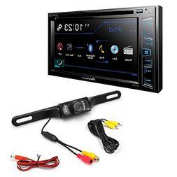 Pioneer AVH-290BT Double DIN Bluetooth In-Dash DVD/CD/AM/FM