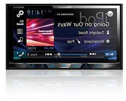 PIONEER AVH-X4800BS 7 Double-DIN In-Dash DVD Receiver with M