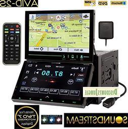 Soundstream AVID-2S Same as VRN-DD7HB Multimedia System Two