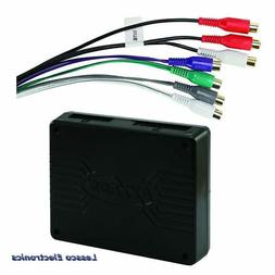 Metra AX-DSP Car Stereo Digital Signal Processor w/ Chime Co