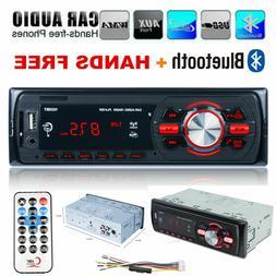 Vanpower Bluetooth Car Stereo MP3 FM Radio Audio in-Dash MP3