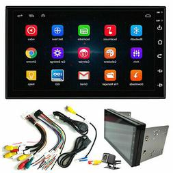 """Bluetooth Car Stereo Radio Android 7.1 2 DIN 7"""" MP5 Player G"""