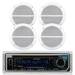 Kenwood Bluetooth Marine Radio Car ATV CD/MP3 USB iPod iPhon