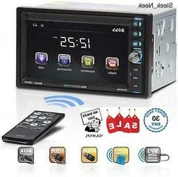 BOSS Audio BV9370B Car Stereo DVD Player ? Double Din, Bluet
