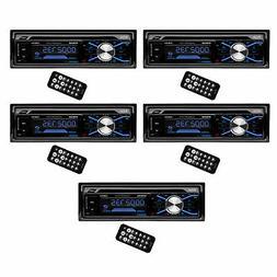 Boss In Dash CD Car Player USB MP3 Stereo Audio Receiver Blu