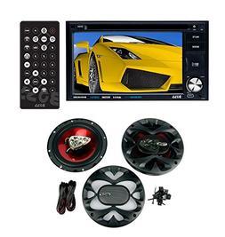 "BOSS BV9362BI 6.2"" Bluetooth Touchscreen DVD/CD Car Player +"