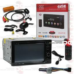 """BOSS BV9364B CAR 2DIN 6.2"""" LCD DVD CD USB BLUETOOTH STEREO F"""
