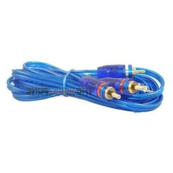 CA-25GM High Quality 25 ft RCA Cable Wire for Car Amplifier
