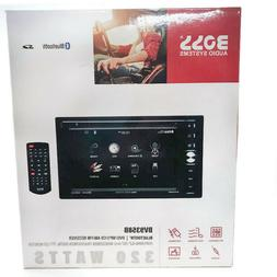 Car Audio BOSS BV9358B Double Din, Bluetooth, Car Stereo USB