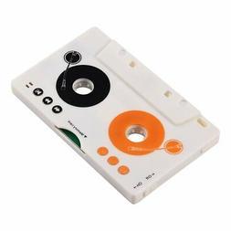 fosa Car Audio Cassette Adapter SD MMC Mp3 Player Adapter wi