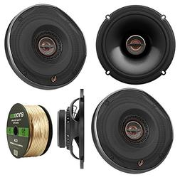 Car Audio Package: 4x Infinity REF-6522EX Reference Series S