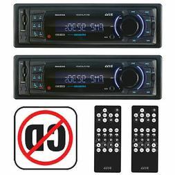 Boss Car in Dash USB/SD Radio Digital Receiver Audio Stereo