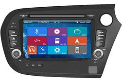Crusade Car DVD Player for Honda Insight 2010- Support 3g,10