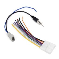 Car DVD Radio Stereo Wire Wiring Harness Plug and Antenna Ad