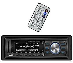 Ezonetronics Car FM and MP3 Stereo Radio Receiver Aux with U