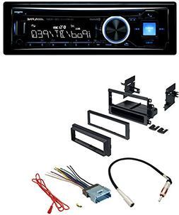 Car Radio Stereo Dash Kit Harness Antenna for GM GMC Chevy C