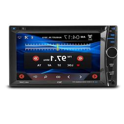 Car Stereo, XO Vision 6.2 inch Wireless Bluetooth Multimedia