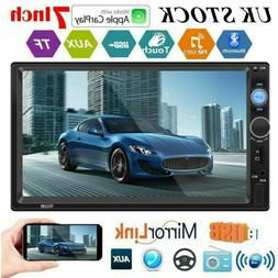 Car Stereo 7 Inch HD Car Video Player Touch Screen Radio MP5