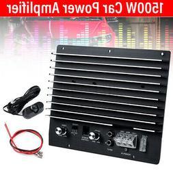 Car Stereo Audio High Power Amplifier Board Bass Subwoofer A