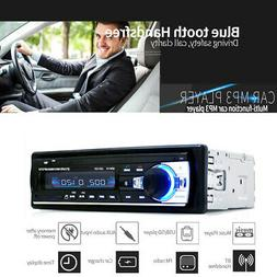 Car Stereo Audio In-Dash Aux Input FM Receiver SD USB MP3 Ra