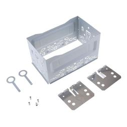 Car Stereo Audio Refitting Kits ISO 2DIN Metal Cage Brackets