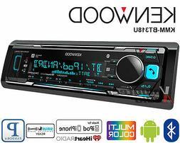 Kenwood Car Stereo Bluetooth Media Player Pandora Android iP