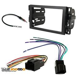 CAR Stereo Dash Install MOUNTING KIT Wire Harness Radio Ante