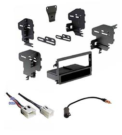 Car Stereo Dash Kit, Wire Harness, and Antenna Adapter for i