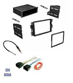 Car Stereo Install Dash Kit, Wire Harness, and Antenna Adapt