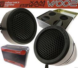 Cerwin-Vega 500 Watt Car Stereo Door Speakers Dash Super Twe