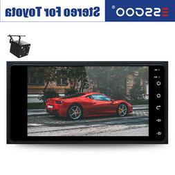 "Car Stereo Radio DVD CD MP5 Player 6.2"" Touch Screen BT 2 DI"