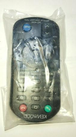 Kenwood car stereo remote control RC-406