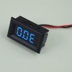 Car Stereo System BATTERY METER ./ Volt Meter - Snap in 12VD