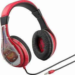 Cars Headphones for Kids with Built in Volume Limiting Featu
