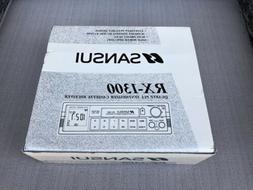 Sansui Cassette Car Stereo Head Unit RX-1300 Vintage Brand N