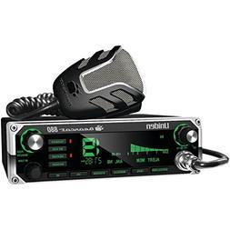 Cb Radio For Car, Uniden Bearcat 880 7-color Display Truck V