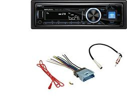Alpine CDE-143BT CD USB MP3 WMA AUX iPod iPhone Equalizer EQ