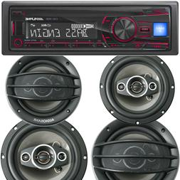ALPINE CDE-150E SINGLE DIN IN-DASH CAR STEREO CD PLAYER  USB