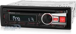 Alpine CDE-151 Car CD/MP3 Player - 72 W RMS - iPod/iPhone Co