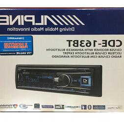 Alpine CDE 163BT Advanced Bluetooth CD Receiver