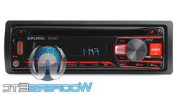 ALPINE CDE-170 CAR STEREO CD MP3 USB AUX EQUALIZER 200W AMPL