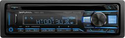 ALPINE CDE-172BT BLUETOOTH IN-DASH CD/AM/FM CAR STEREO W/ PA