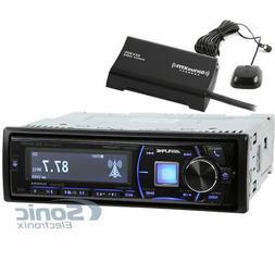 Alpine CDE-HD149BT Bluetooth HD Radio Car Stereo w/ SiriusXM