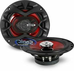 BOSS Audio CH6520 250 Watt , 6.5 Inch, Full Range, 2 Way Car