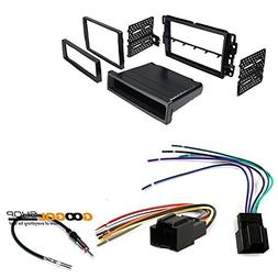 Chevrolet 2006-2013 Impala CAR Stereo Dash Install MOUNTING