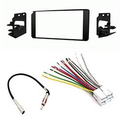 Chevrolet, GM SUV / Truck 1995-2002 Car Stereo Double Din Da