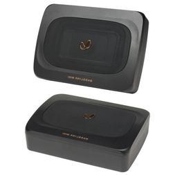 "4) New Kicker 40CS684 6x8"" 450W 2 Way Car Coaxial Speakers S"
