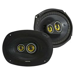 "Kicker CSC693 Car Audio Full Range 6x9"" Coaxial 900W Speaker"